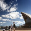 Sydney Harbour with Opera House and Bridge — Stock Photo #11848430