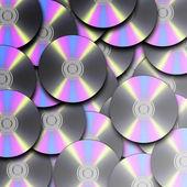 CD background — Stock Photo