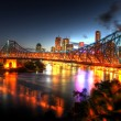 Stock Photo: Brisbane Central Business District, Australia