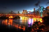 Brisbane Central Business District, Australia — Stock Photo