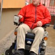 Handicapped man — Stock Photo #11029712