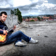 Guitarist — Stock Photo #11178578