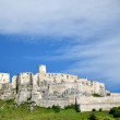 The Spis Castle - Stock Photo