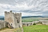 The Spis Castle — Stock Photo