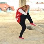 Street dancer — Stock Photo #11973537
