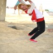 Street dancer - Photo