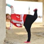 Street dancer — Stock Photo #11974013