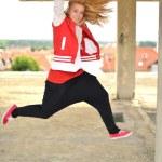 Street dancer — Stock Photo #11974072