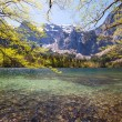 Beautiful lake in austria — Stock Photo #10795917