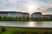 Wien from Belvedere — Stock Photo