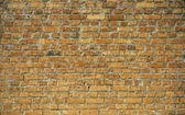 れんが造りの壁テクスチャの背景 — ストック写真