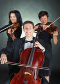 Musical concert — Stock Photo