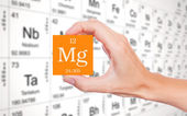 Magnesium — Stock Photo