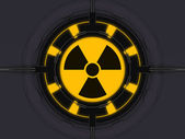 Radioactive device — Stock Photo