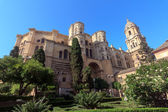 Malaga Cathedral — Stock Photo