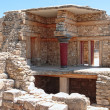 Knossos reconstruction — Stock Photo
