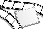 Set of film — Stock Vector