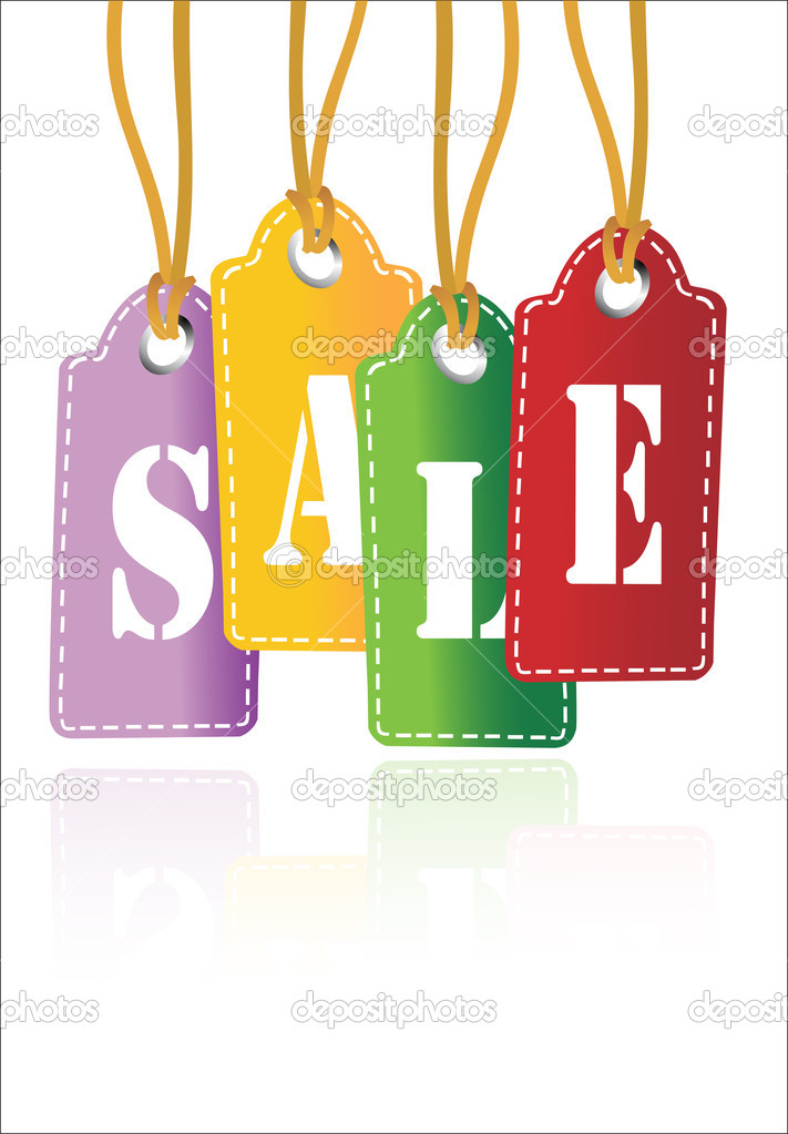 Sale. Vector Illustration — Vettoriali Stock  #11342916