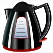 Stock Vector: Kettle