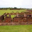 Stock Photo: Jesuit mission Ruins in Trinidad Paraguay