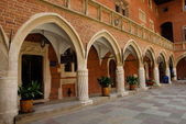 Jagiellonian University, Collegium Maius, Krakow, Poland — Stock Photo