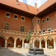 Stock Photo: JagielloniUniversity, Collegium Maius, Krakow, Poland