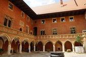 Jagiellonian University, Collegium Maius, Krakow, Poland — Stock Photo
