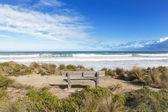 Praia australiana — Fotografia Stock