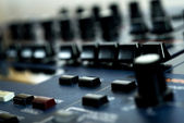 Vintage Synth — Stock Photo