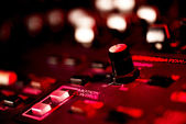 Buttons and Knobs — Stock Photo