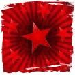 Stock Photo: Red stars
