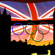 Olympic Games - London - 2012 — Stock Photo