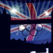 Olympic Games - London — Stock Photo