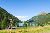 Lago Gioveretto - Zufrittsee — Stock Photo