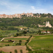 Montepulciano village — Stock Photo
