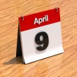 Calendar reminder — Stock Photo #11588076
