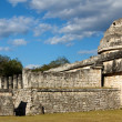 Chichen Itza El Caracol Complex — Stock Photo