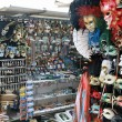 Stock Photo: Stalls with souvenirs in Venice
