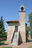 Ancient Church on the island of torcello — Stock Photo