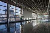 Architecture reflection — Stock Photo