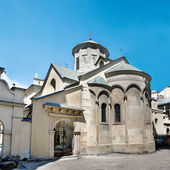 Armenian Church in Lviv Ukraine — Stock Photo