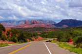 Sedona Arizona — Stock fotografie
