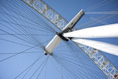 London Eye, England — Stock fotografie