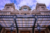 Casino Monte Carlo front view — Stock Photo