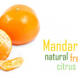 Mandarins - Stock Photo