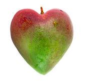 Mango heart — Stock Photo