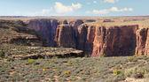 在亚利桑那州的峡谷 — 图库照片