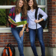 Happy students — Stock Photo #11713403