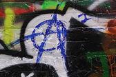 Anarchy — Stock Photo