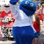 Mascot festival — Stock Photo #11899325